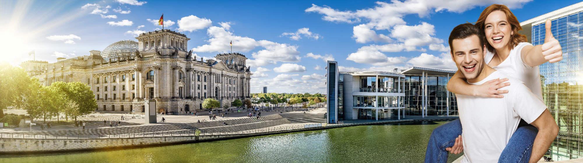 Sie wollen Berlin fühlen und entdecken?